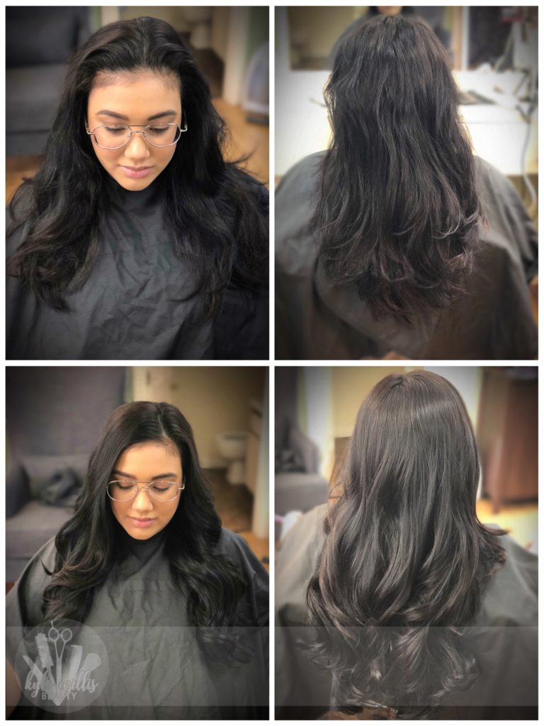 Hair Extensions Kyle Willis Beauty